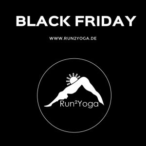 Black Friday Yogawall Angebot RUN2YOGA