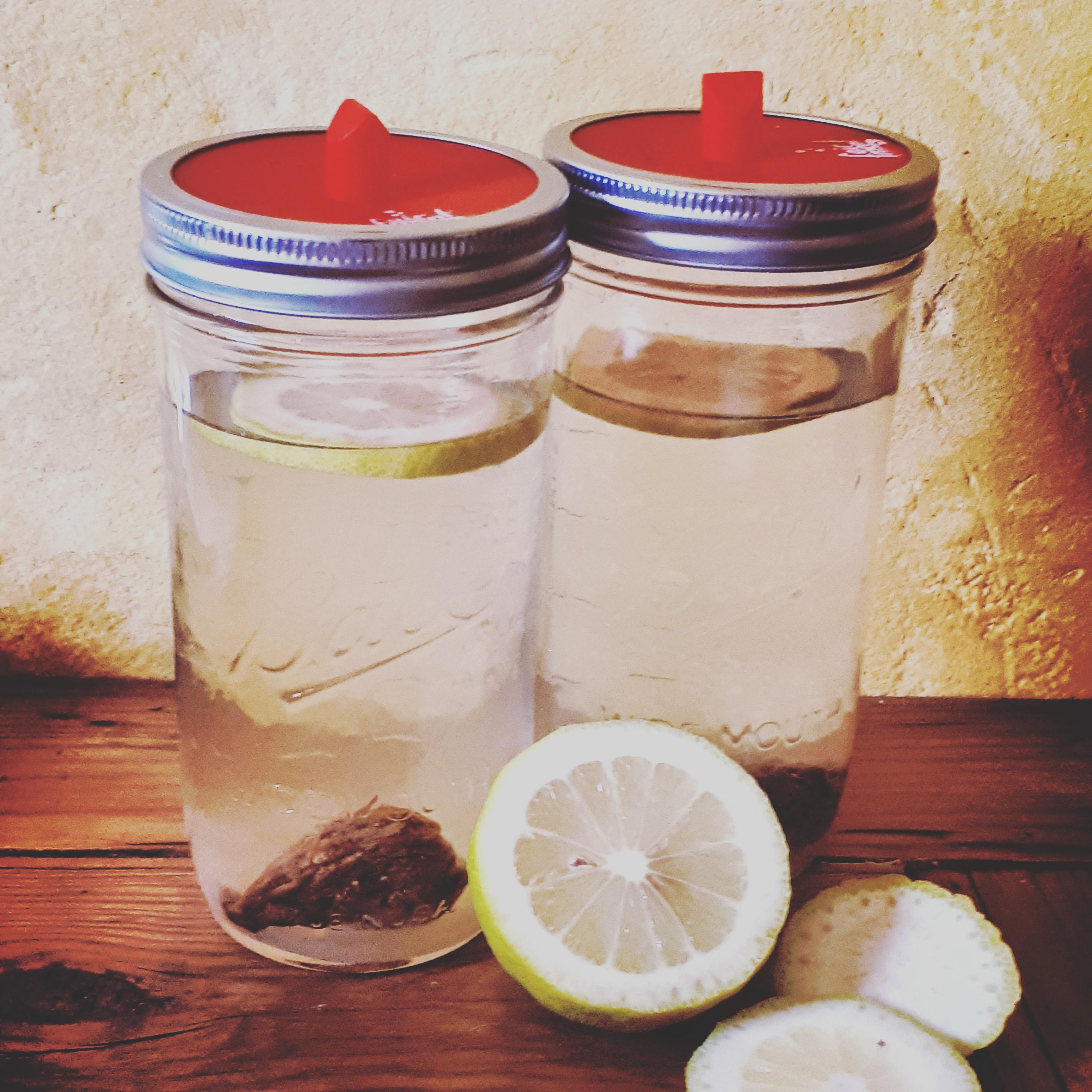Wasserkefir ist einfach und schneller zubereitet als Kombucha - ©Sonja Eigenbrod - www.RUN2YOGA.de